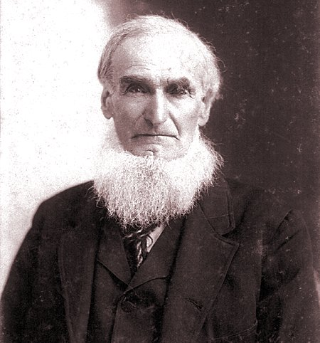 John Jacob Miller, photo taken in Independence, Kansas, ca. 1895 - John_Jacob_Miller_Portrait