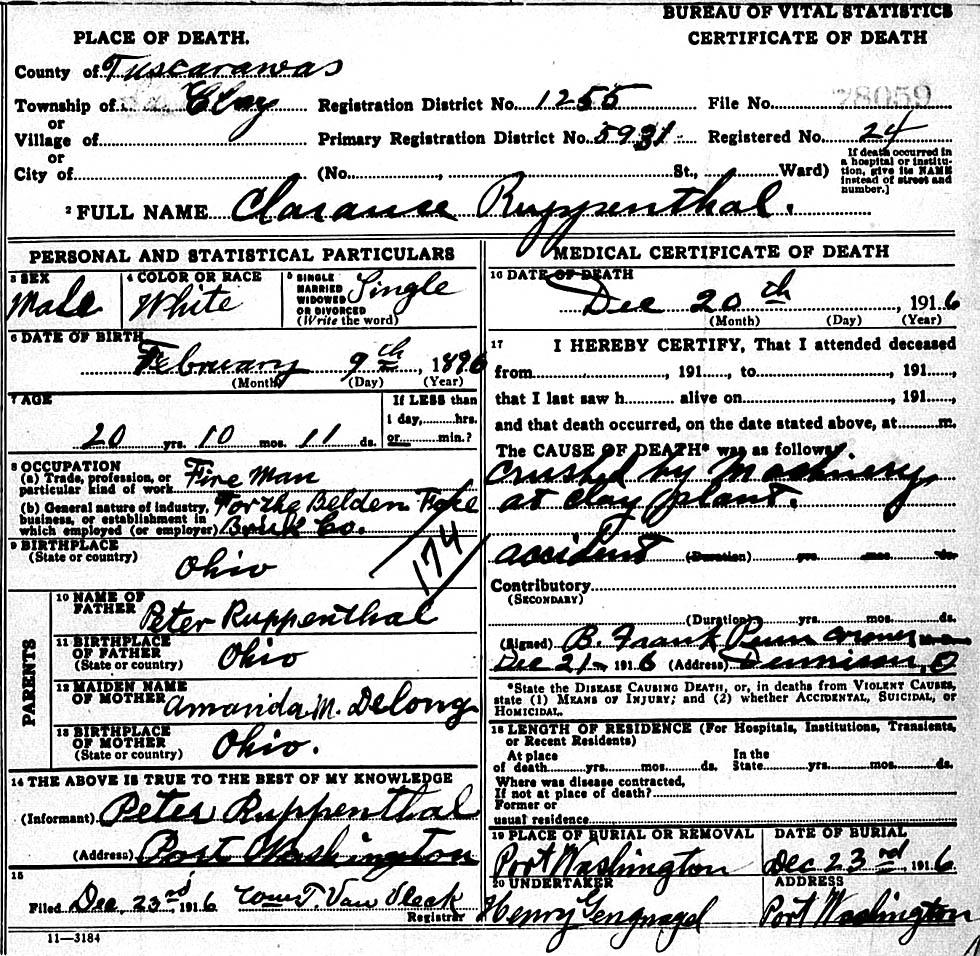 Amanda Mahala DeLong (1868-1955