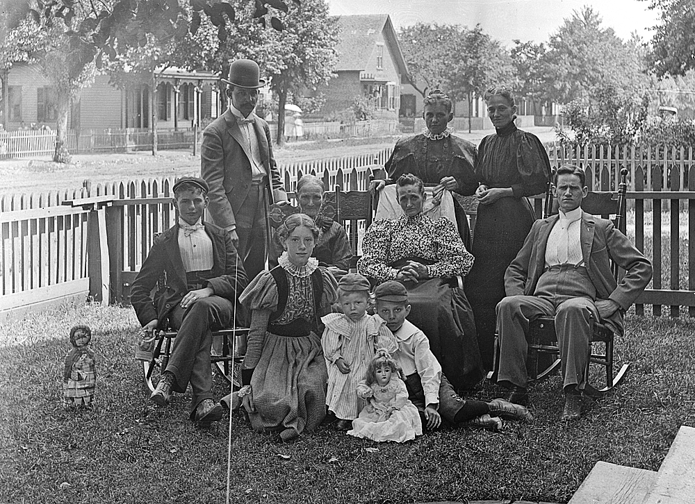 Carnegie Family images